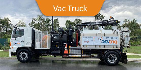 Vac Truck - Gold Coast