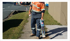 Hydro Vacuum Excavation - Gold Coast - Cable Location