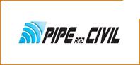 Pipeandcivil - Logo