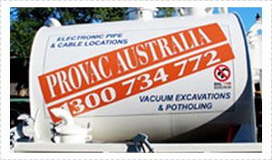 Hydro Vacuum Excavation - Gold Coast - Locating And Identifying Underground Services