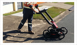 Hydro Vacuum Excavation - Gold Coast - Ground-Penetrating Radar
